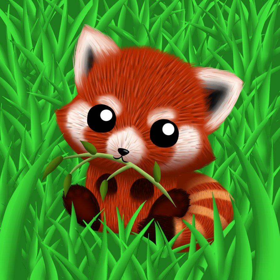 Red Panda 3 by cutekirby 894x894