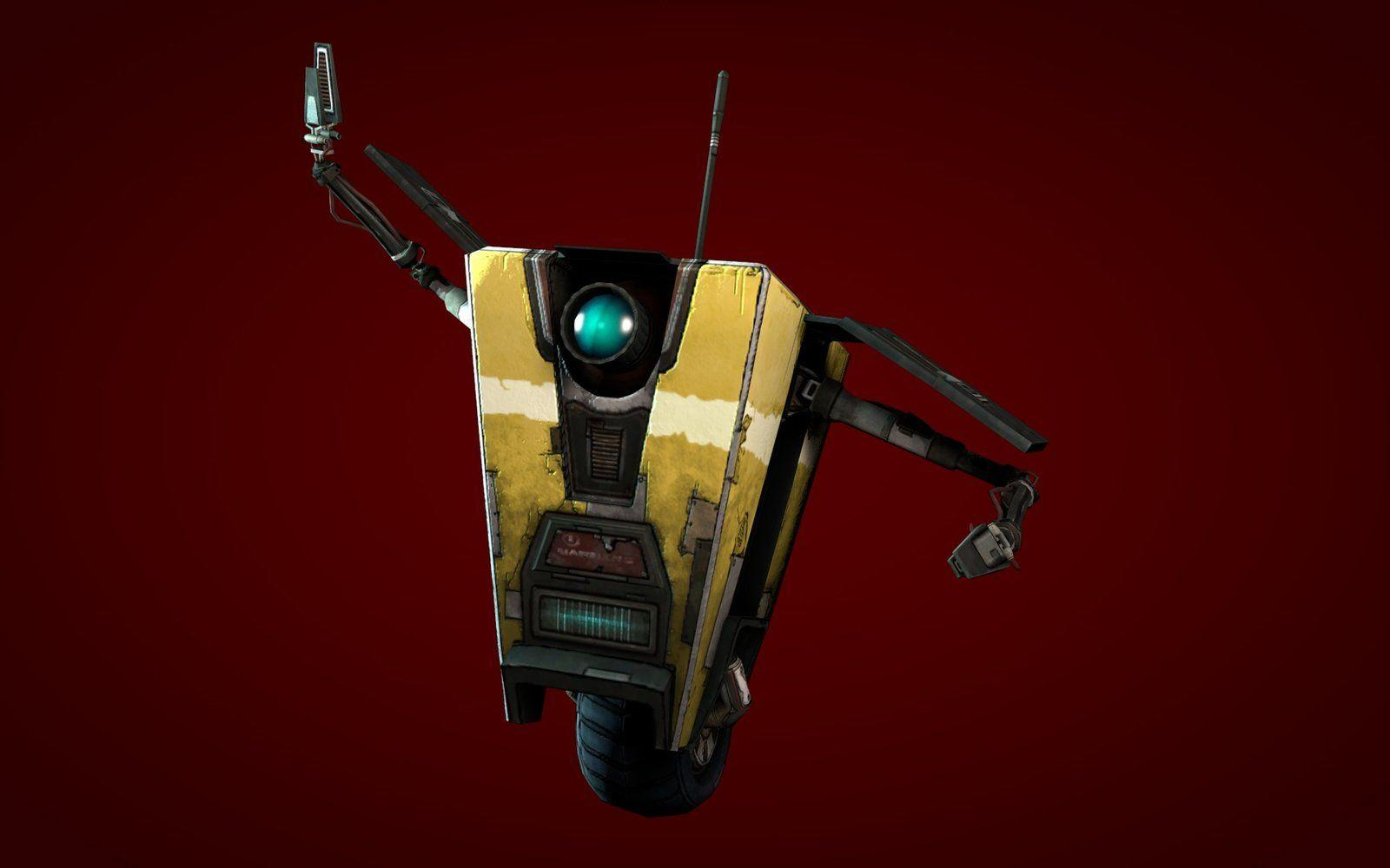 Claptrap Wallpapers 1600x1000