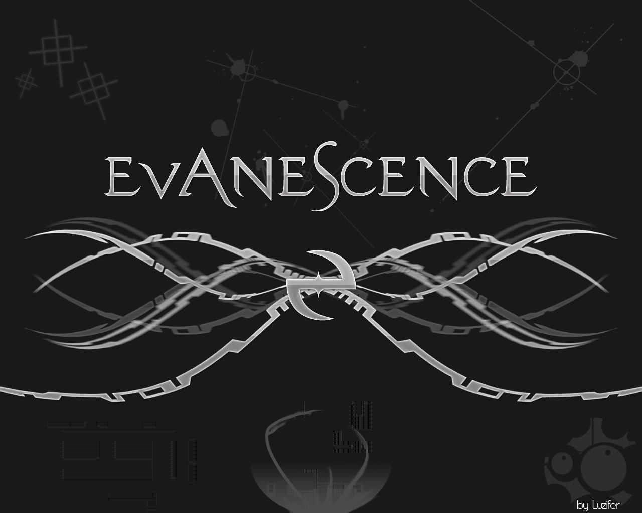 Evanescence Wallpaper  E17   Rock Band Wallpapers 1280x1024