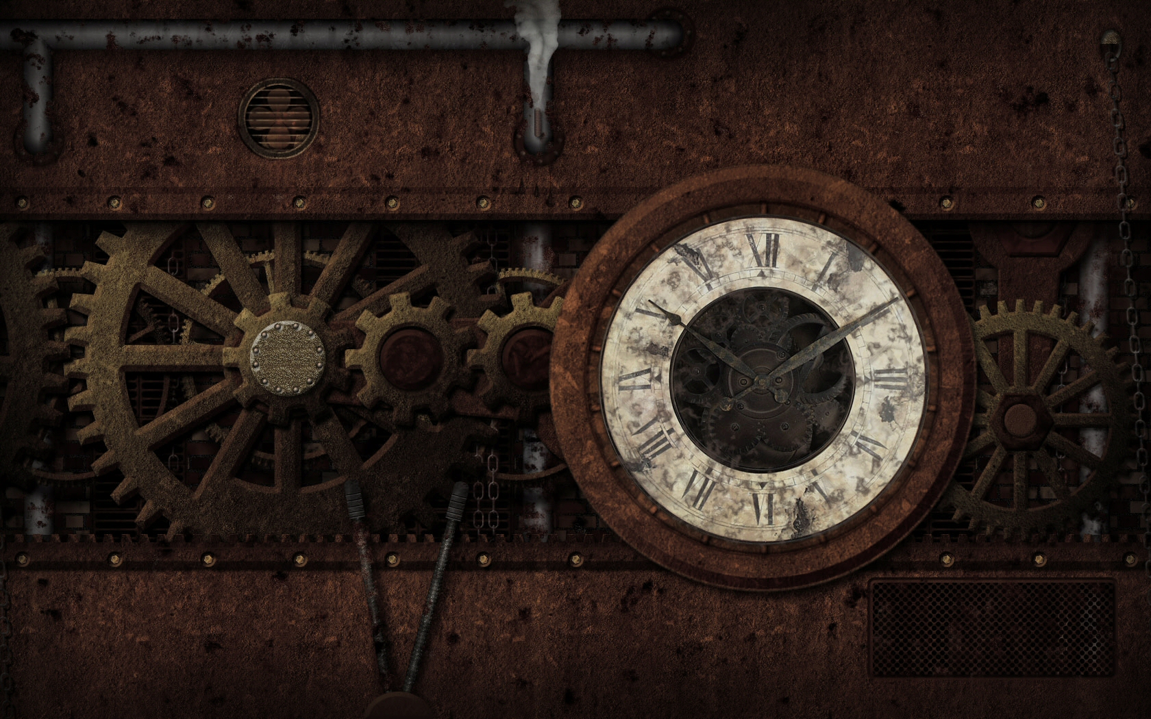 Steampunk Computer Wallpapers Desktop Backgrounds 1680x1050 ID 1680x1050