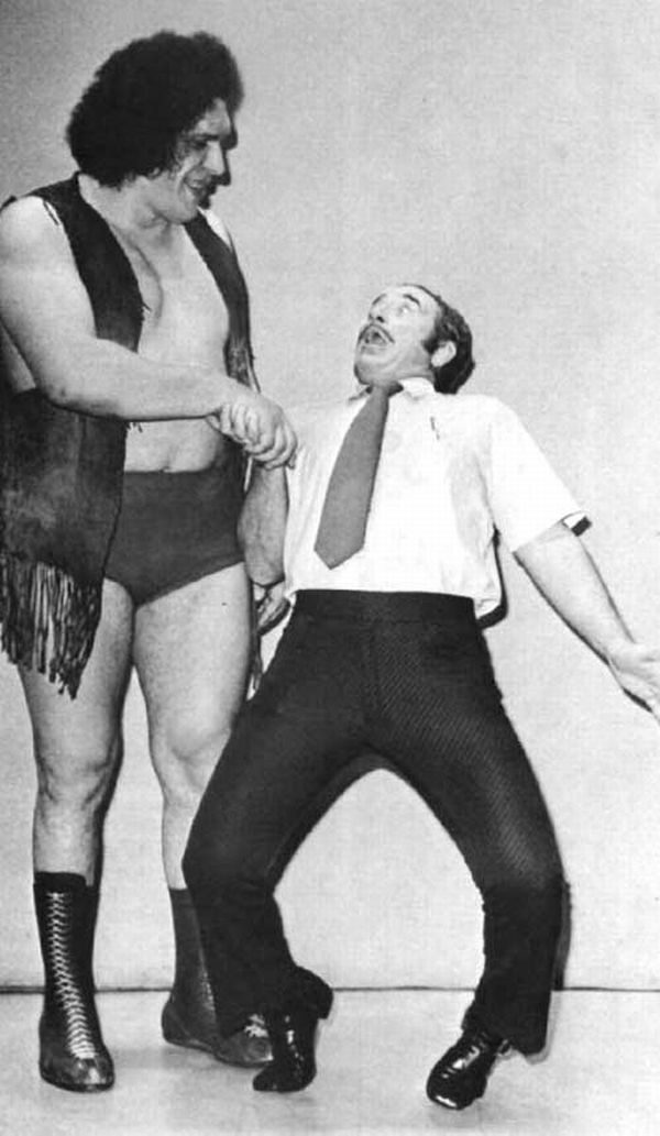 The Giant Man Andre   The Legendary Giant in the WWE 600x1033
