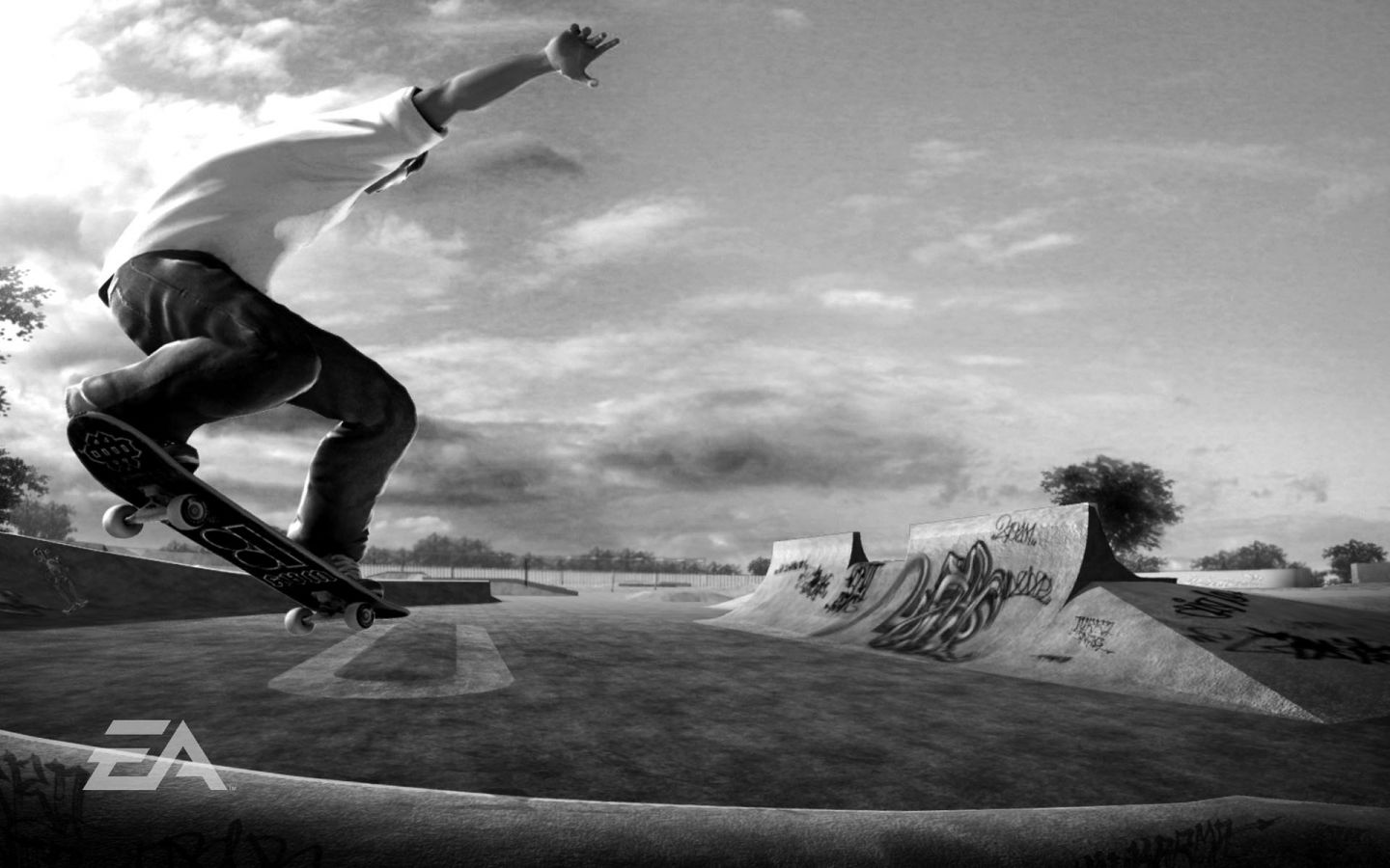 wallpapers hd for mac Skateboarding Wallpaper HD 1440x900