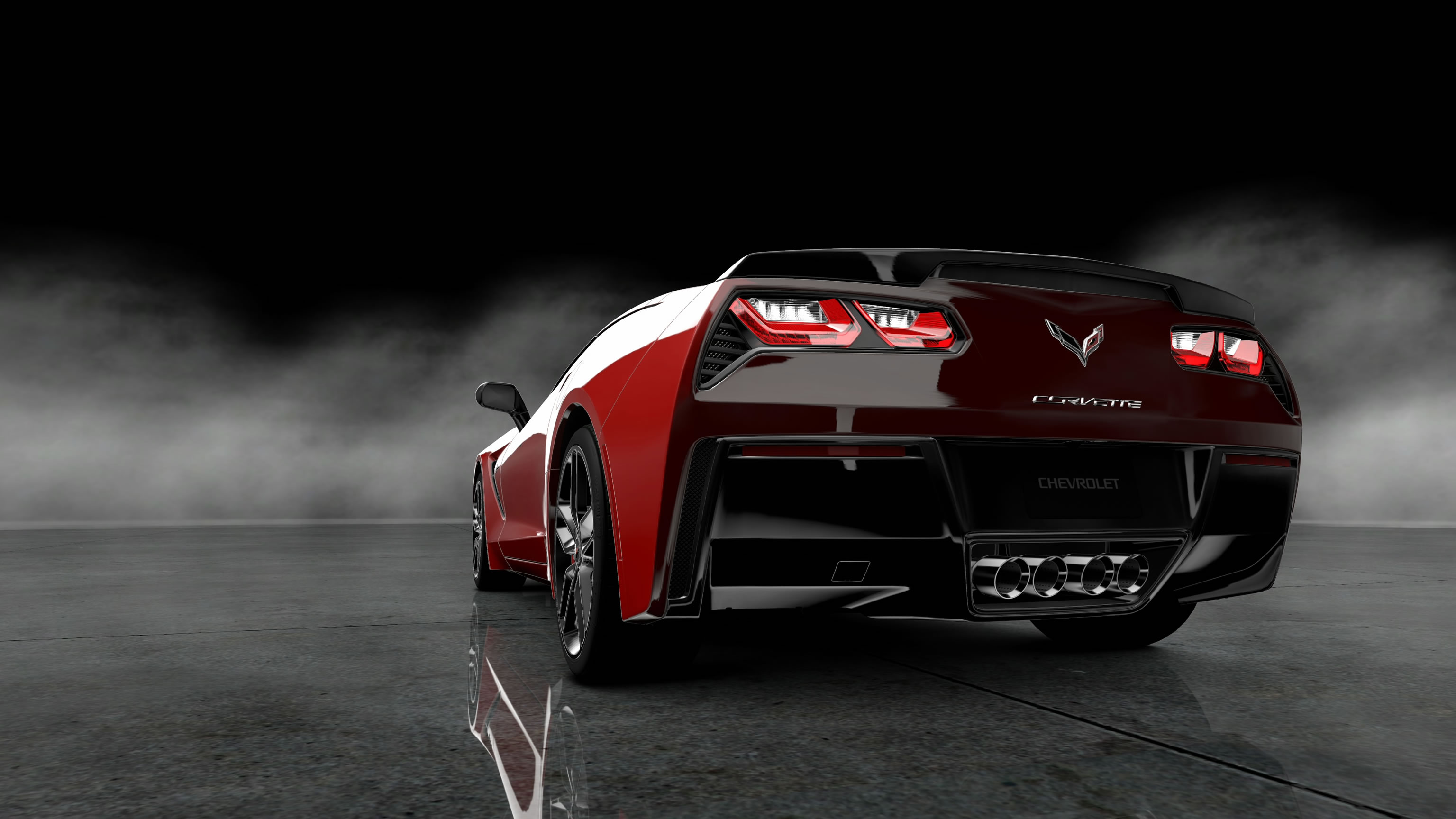 2014 Chevrolet Corvette Stingray Wallpaper 3   CorvetteForum 3072x1728