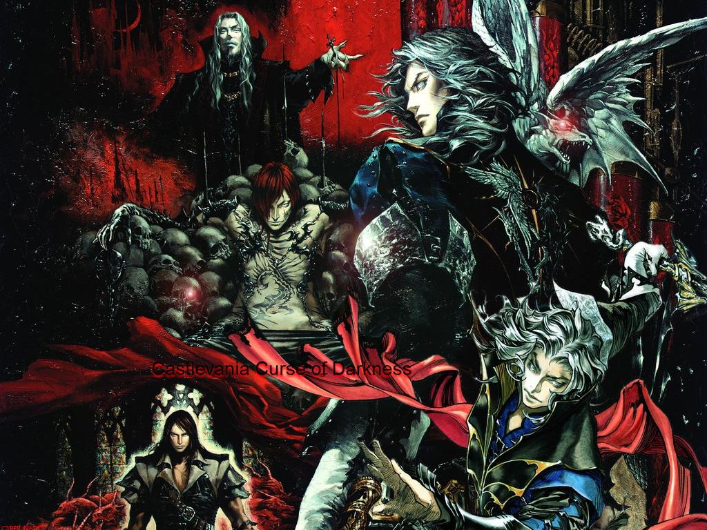Free Download Castlevania Curse Of Darkness Wallpaper Castlevania