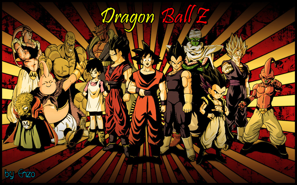 Dragon Ball Z Super Saiyan Wallpaper HD 4454 Wallpaper 1024x640