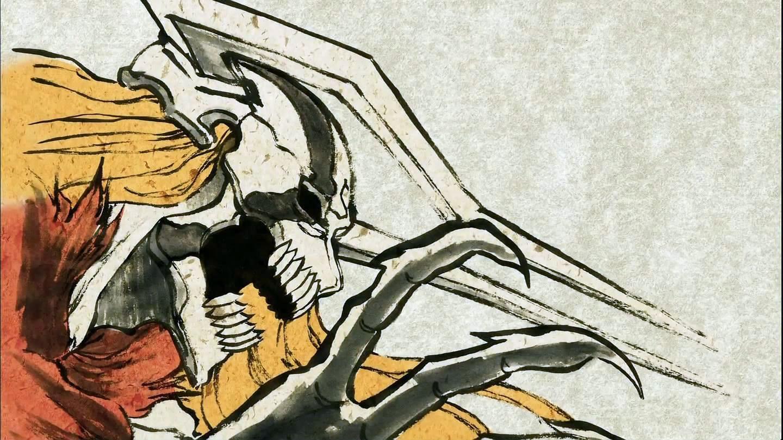 Bleach Ichigo Hollow Form Wallpaper Wallpapersafari