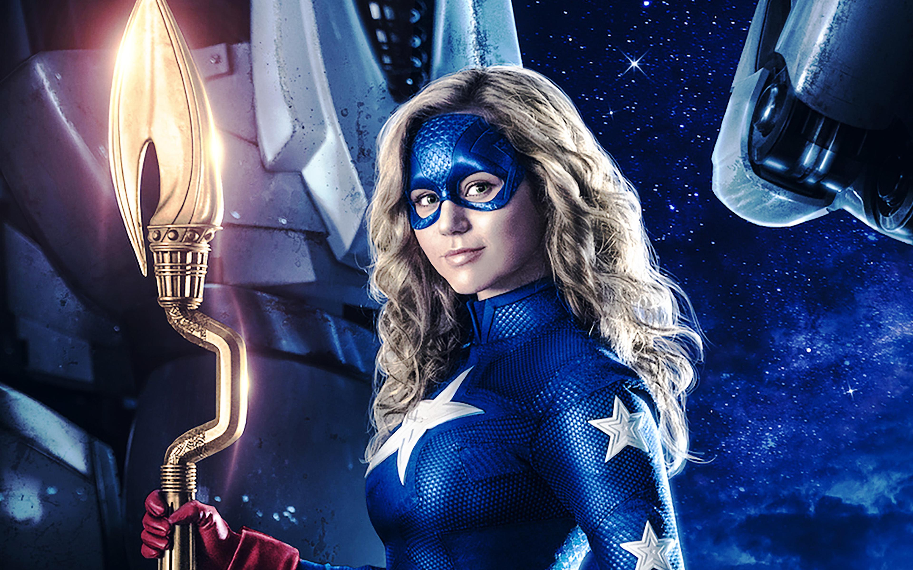 3840x2400 Stargirl DC Universe 4K 3840x2400 Resolution Wallpaper 3840x2400