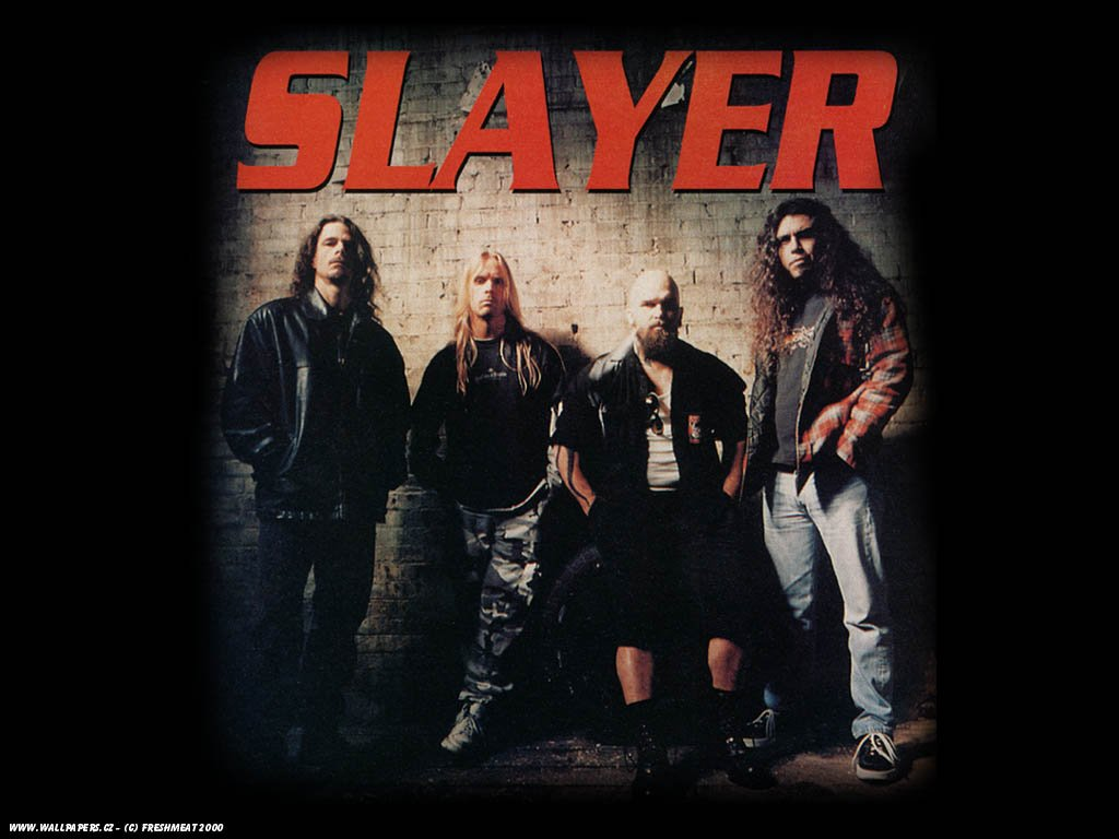 Slayer Heavy Metal Band Wallpaper Yvt 1024x768 pixel Popular HD 1024x768