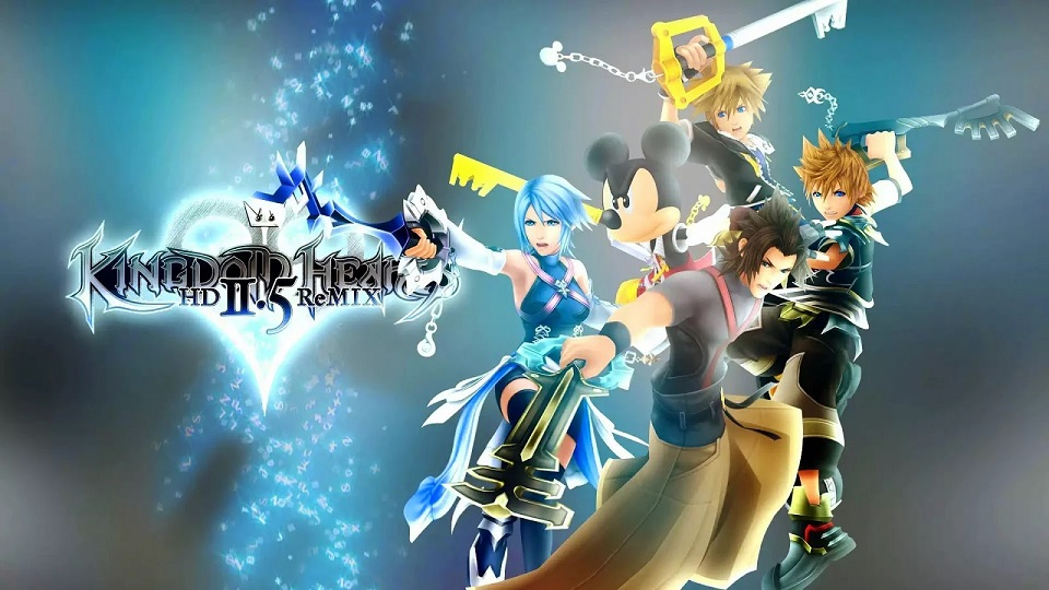Kingdom Hearts HD 25 Remix Review Magically Remastered The 960x540
