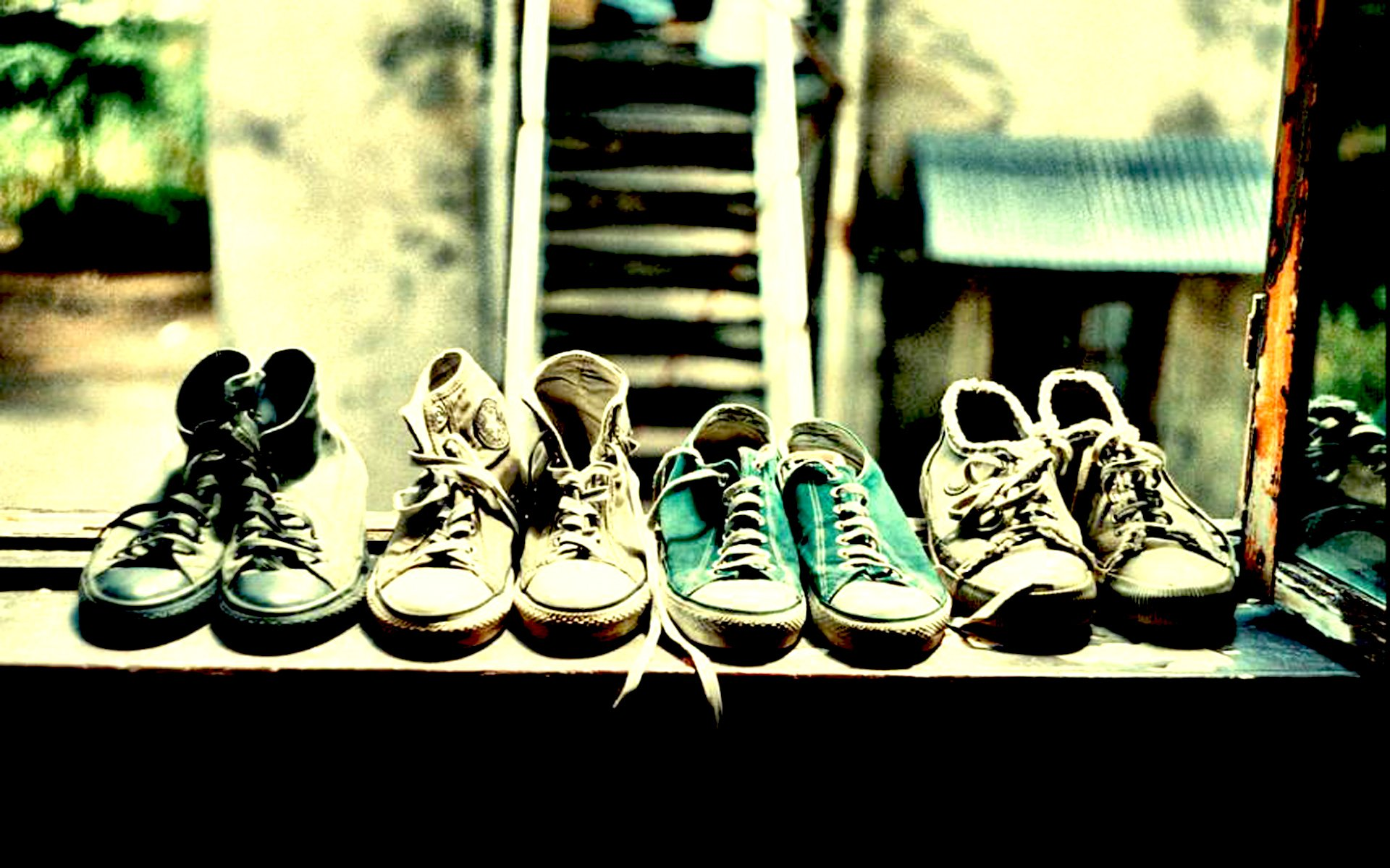 Sneakers photography shoes sneakers 1920x1200