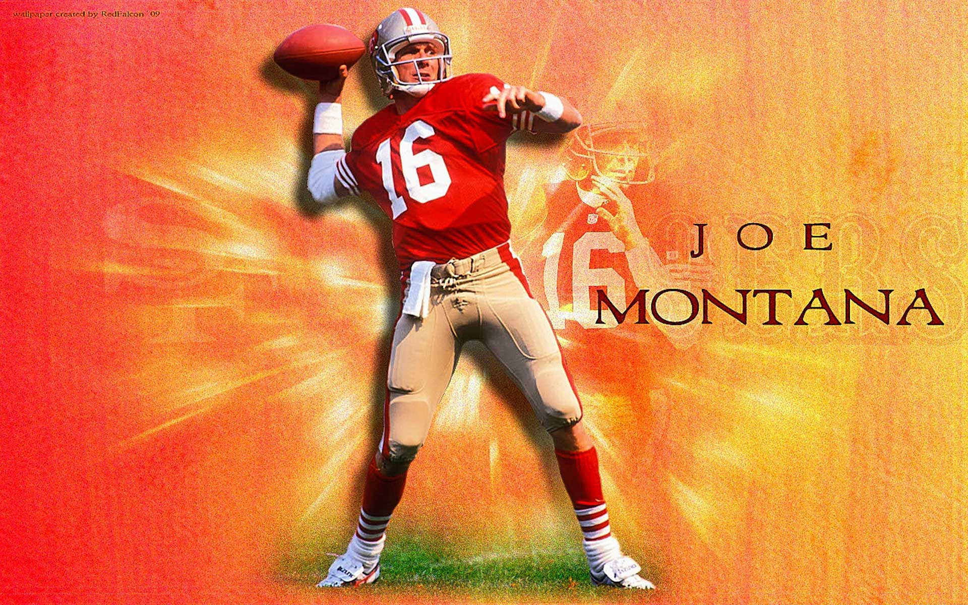 San Francisco 49Ers Joe Montana   1887067 1920x1200