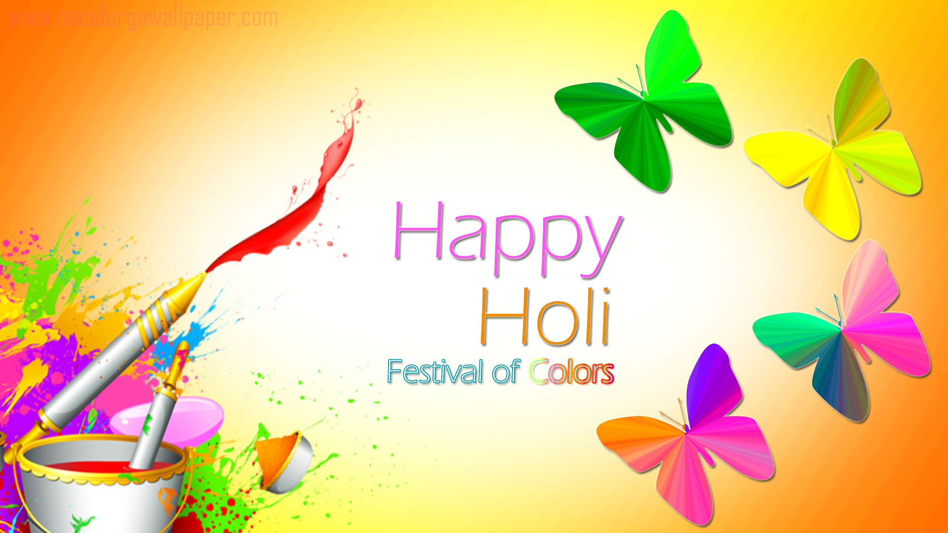 Holi Wallpaper 4   1920 X 1080 stmednet 1920x1080