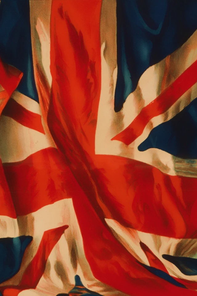British Flag Simply beautiful iPhone wallpapers 640x960