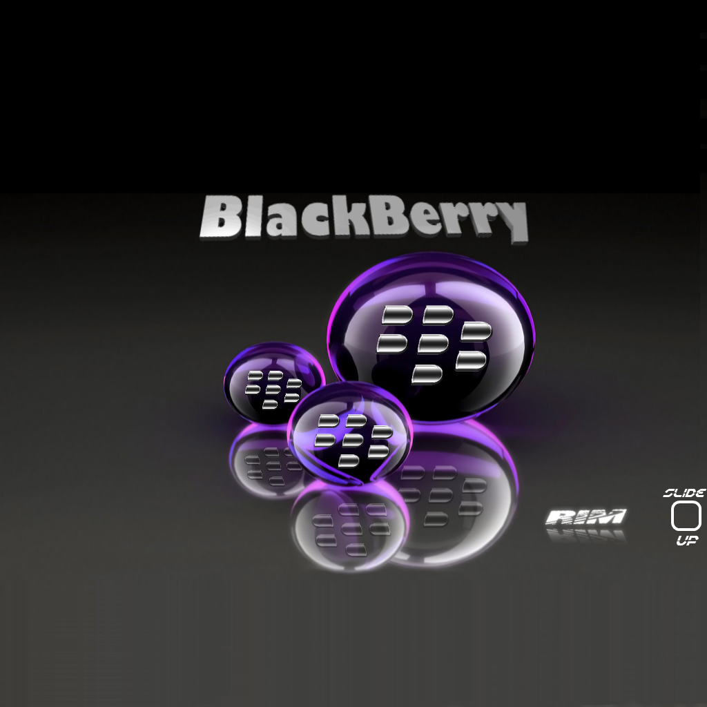BlackBerry Logo Wallpaper HD