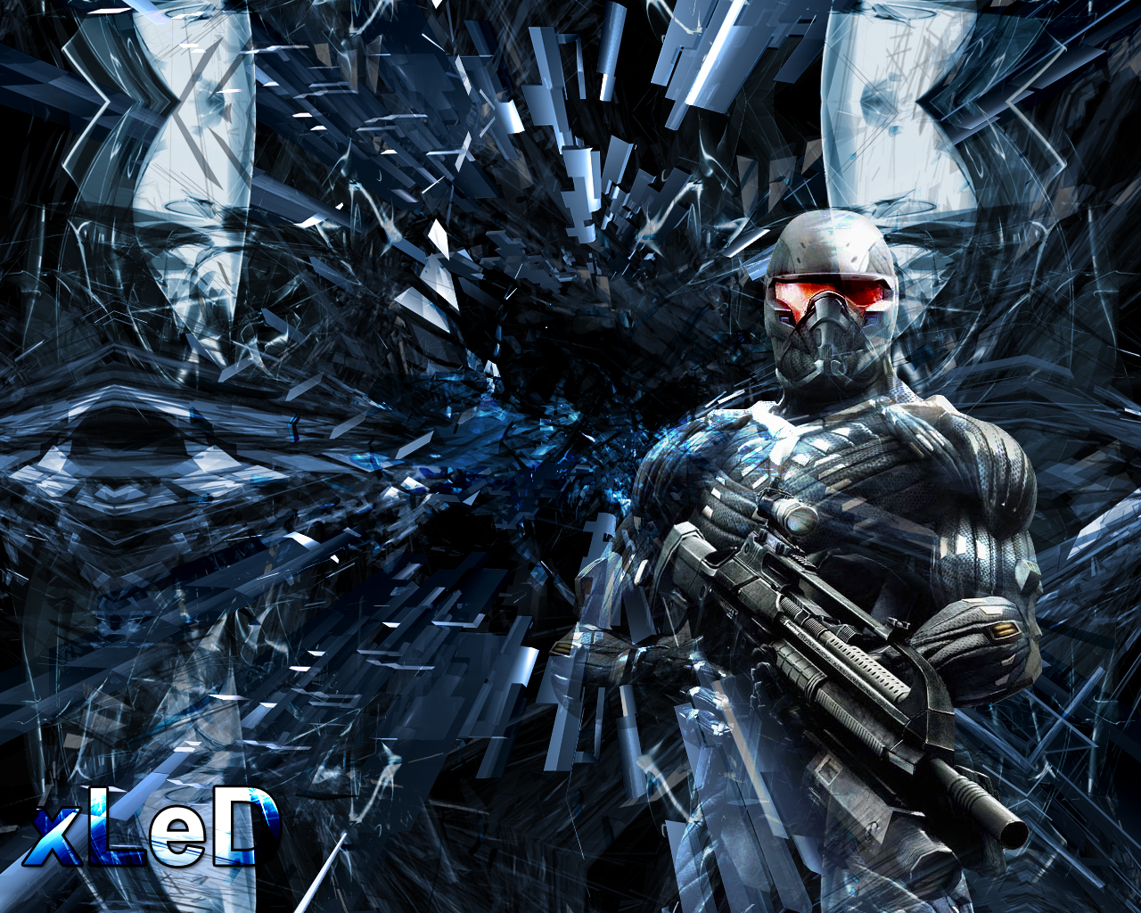 crysis wallpapers wallpapersafari