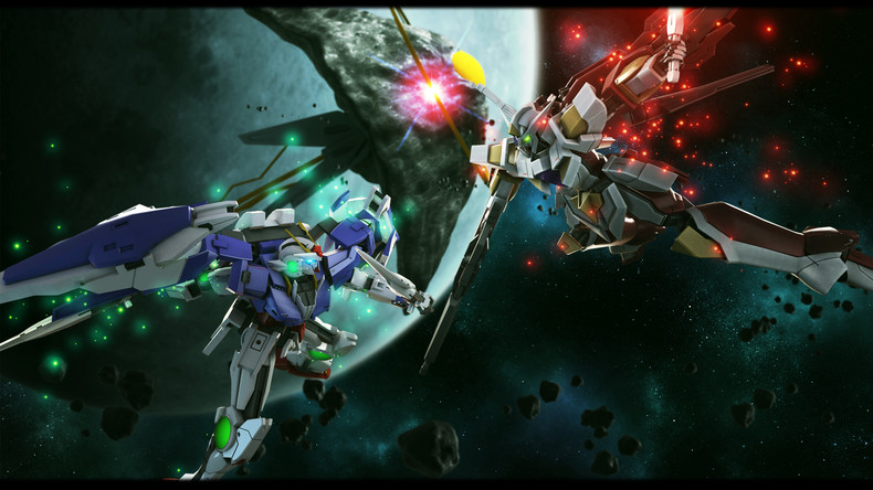 Home Gallery Mobile Suit Gundam 00 Wallpapers Final Battle 790x444