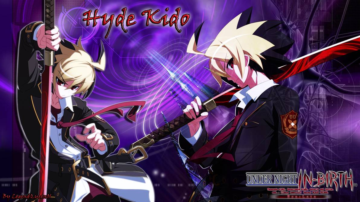 Free Download Wallpaper Hyde Kido Undernight In Birth By