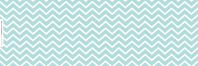 Blue Zig Zag White Stripes Askfm Background   Stripe Wallpapers 1500x500