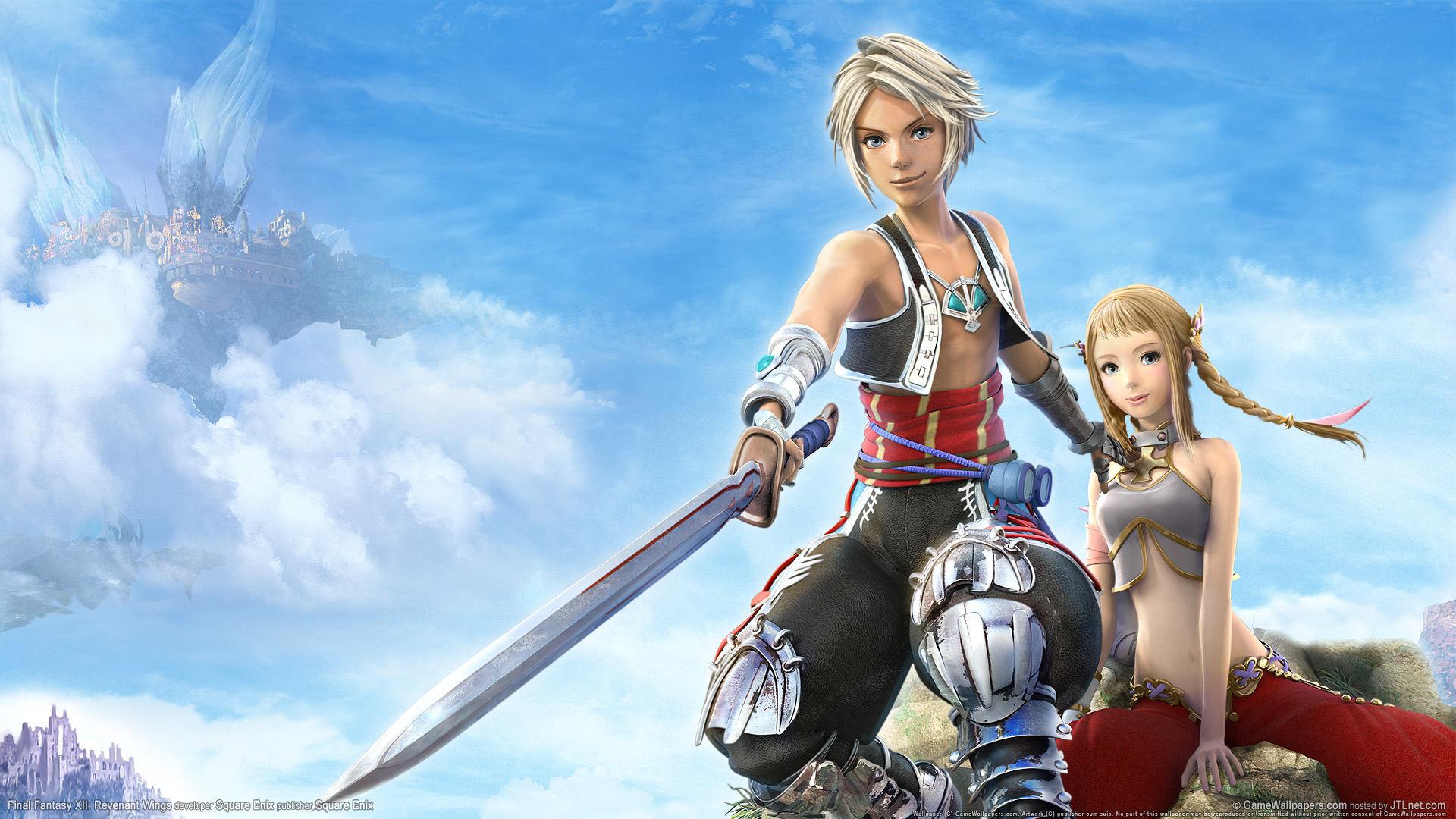 Final fantasy 12 Wallpapers HD Wallpapers 1920x1080