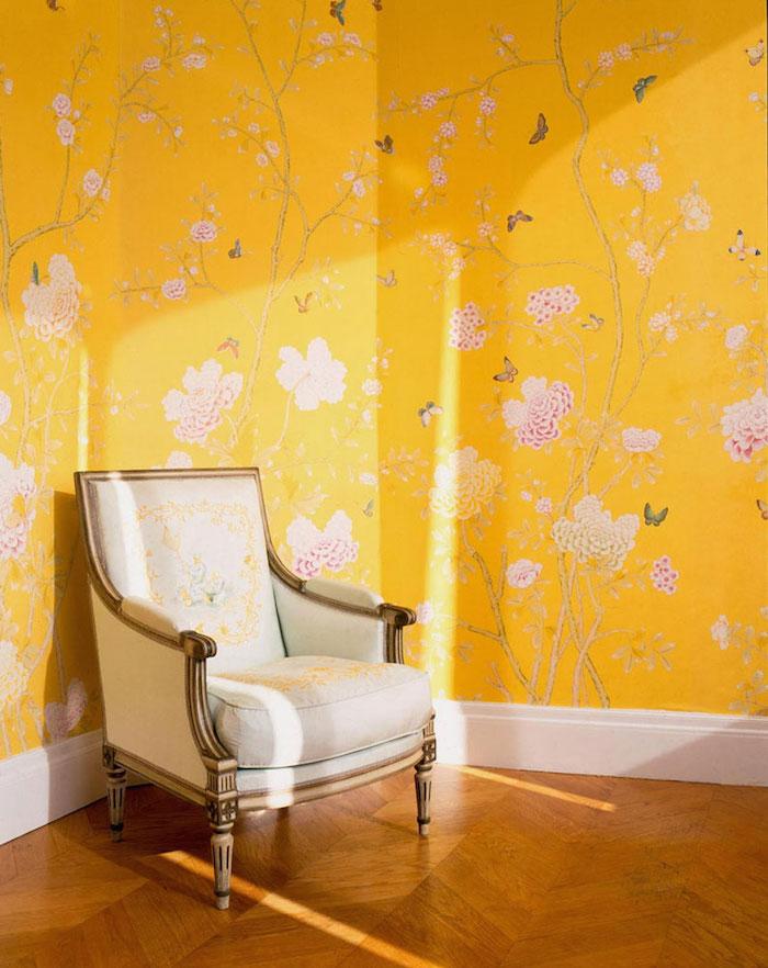 de Gournay Wallpaper Look for Less 2jpg 700x882