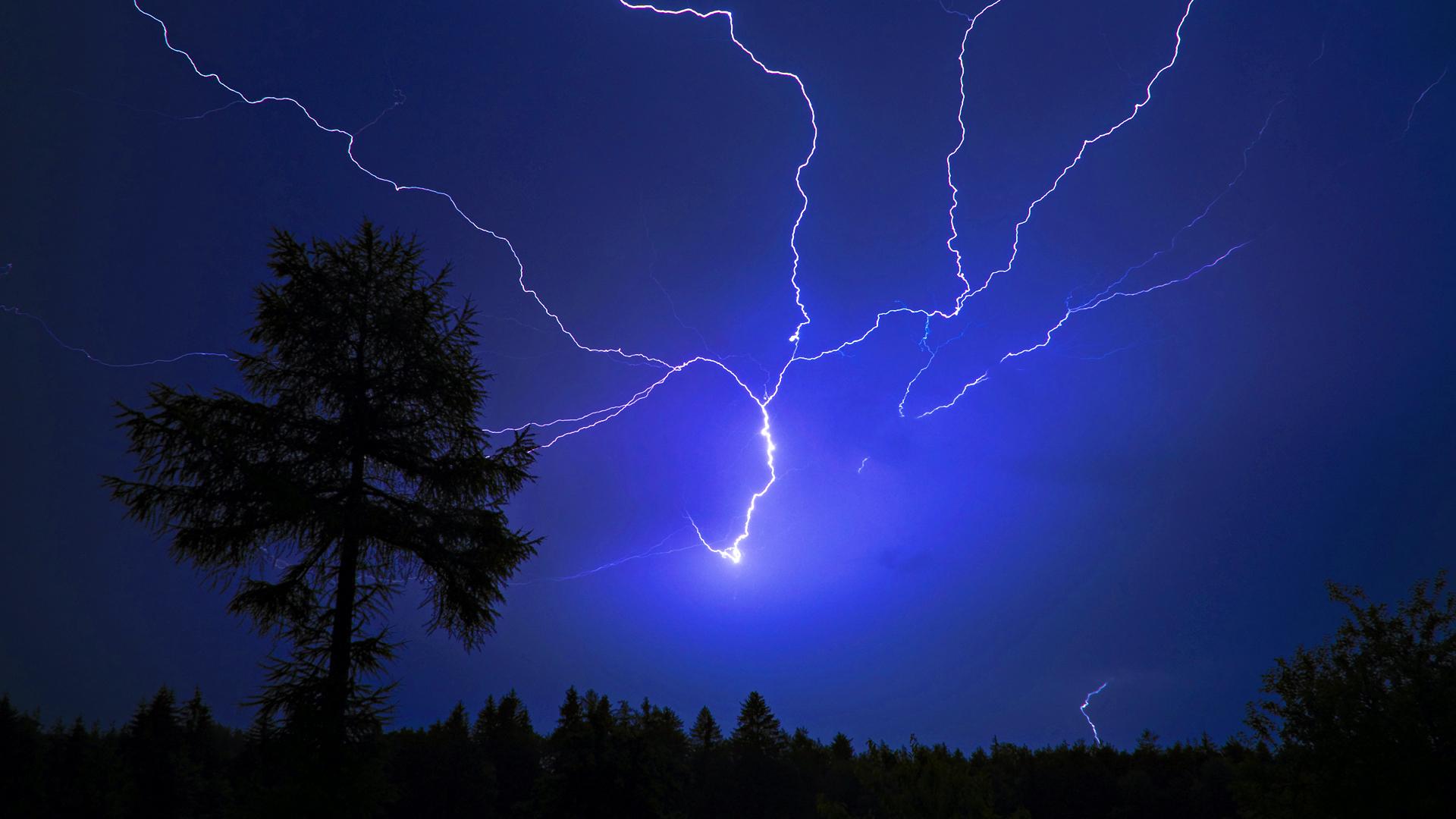 Thunderstorm Wallpapers for Desktop