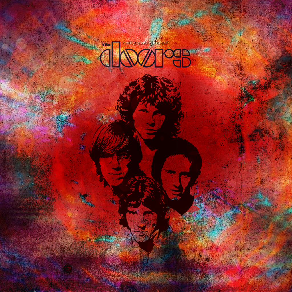 The Doors wallpaper   Desktop HD iPad iPhone wallpapers 1024x1024
