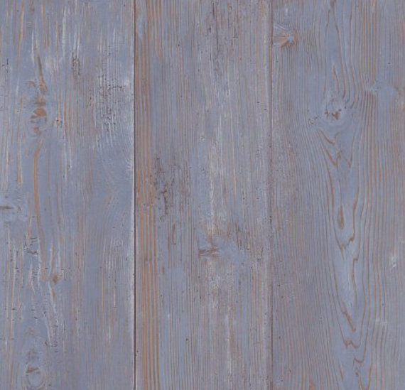 Blue Weathered Barnwood Boards Wallpaper by WallpaperYourWorld 570x549