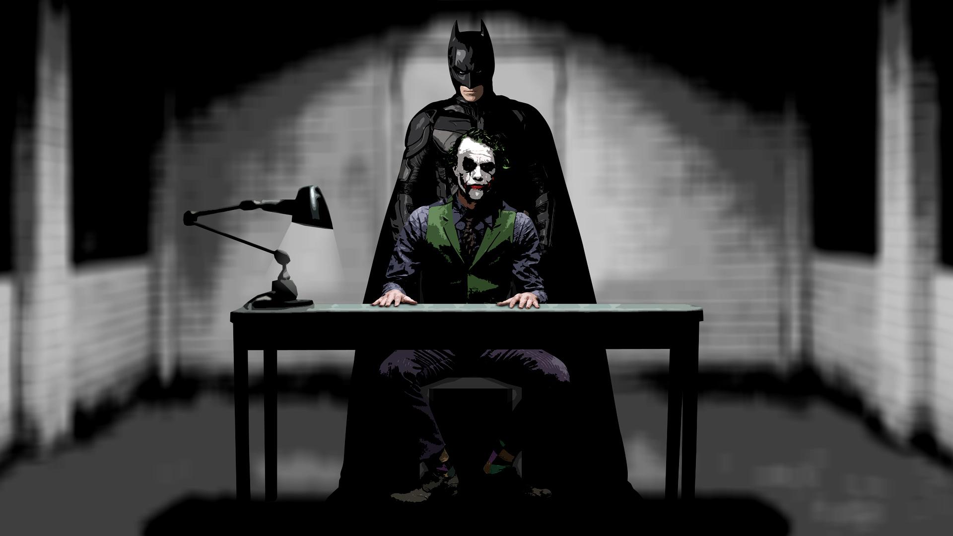Batman the Joker Full HD Desktop Wallpapers 1080p 1920x1080
