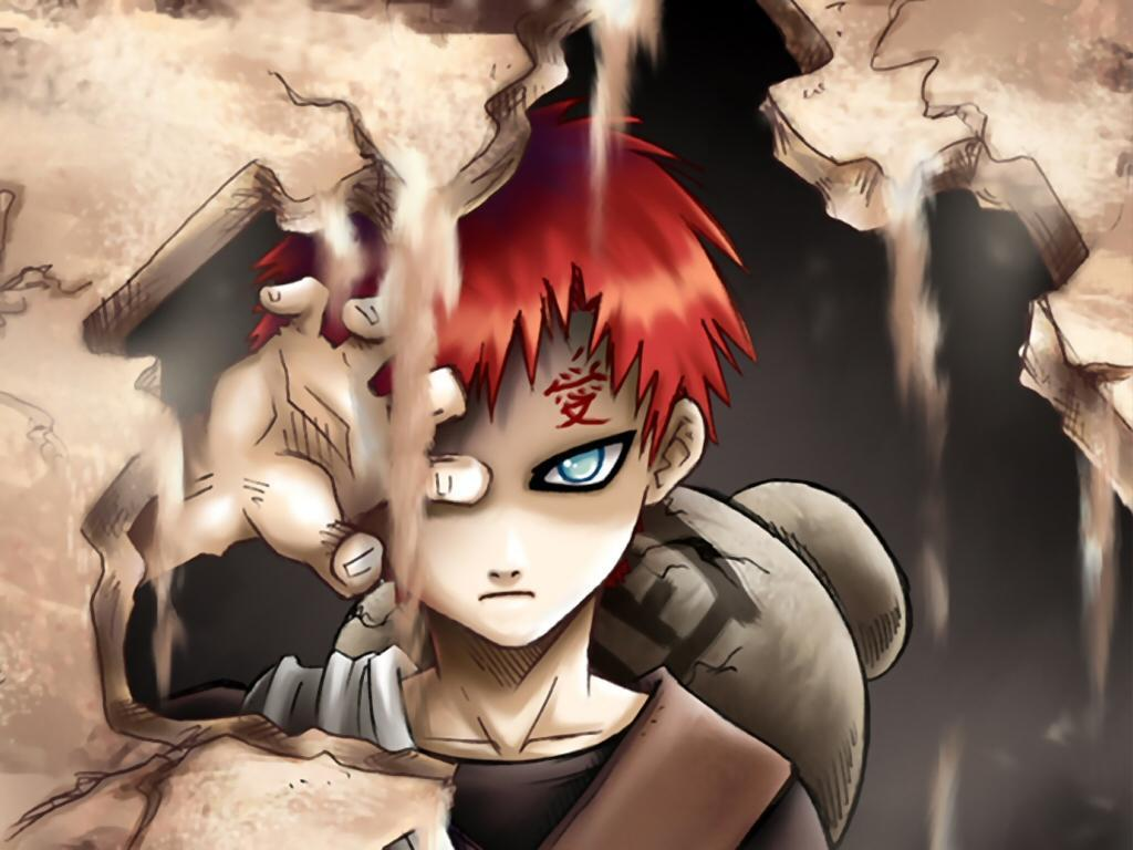 Gaara Wallpapers 3D 1024x768