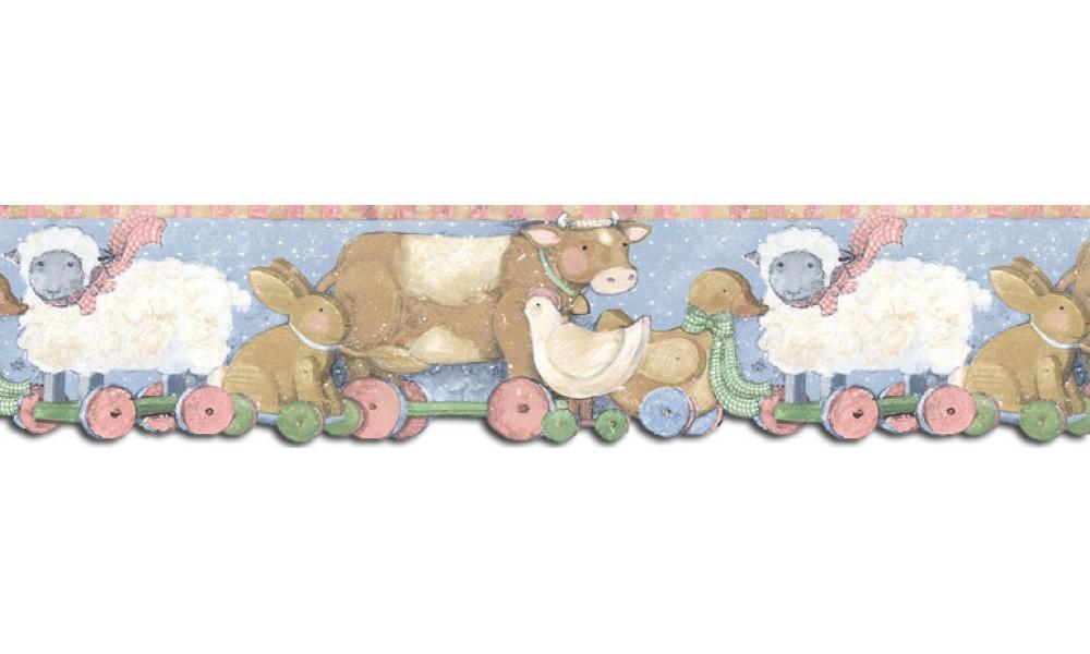 Home Animals Wallpaper Border SU75939DC 1000x600