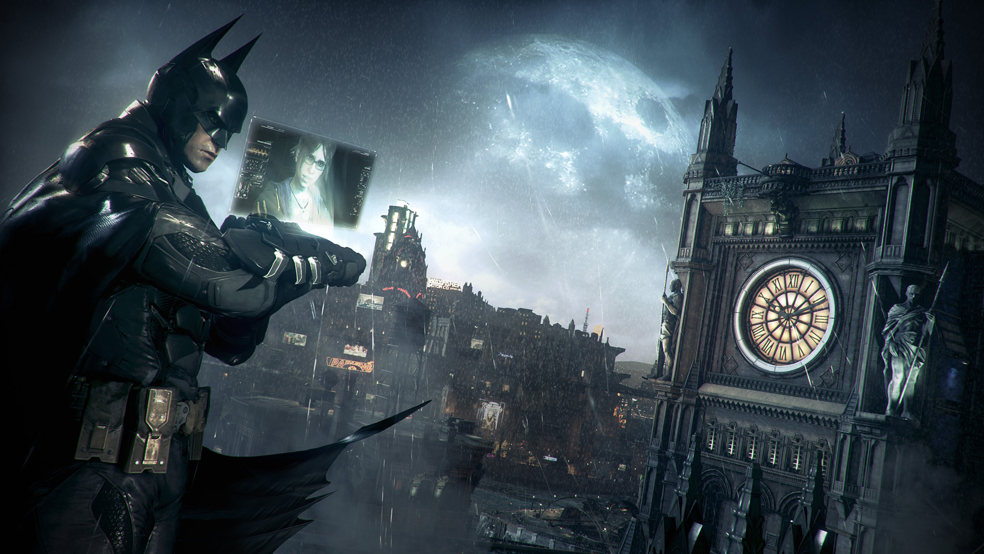 Batman Game Arkham Knight 2d HD Wallpaper 1920x1080
