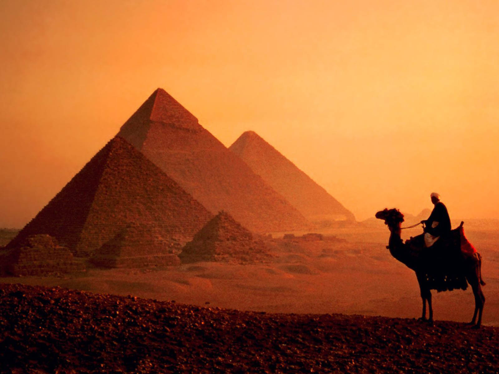 wallpapers Egypt Pyramids Wallpapers 1600x1200