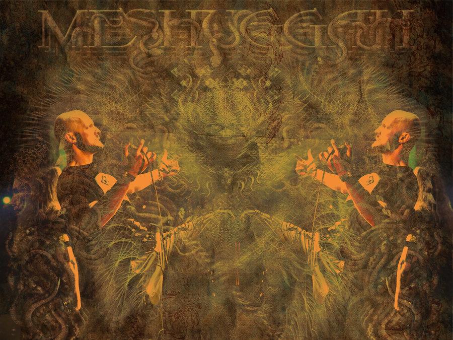 Meshuggah Wallpaper by abhineetgrover on deviantART 900x675