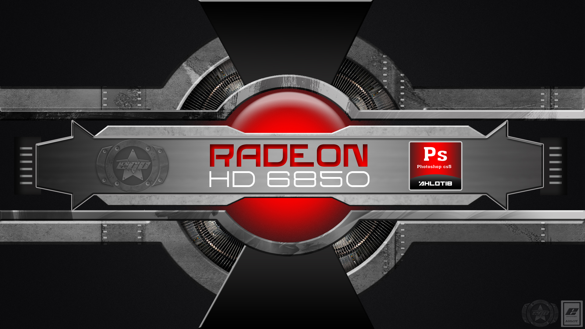 Amd Radeon wallpaper 125438 1920x1080