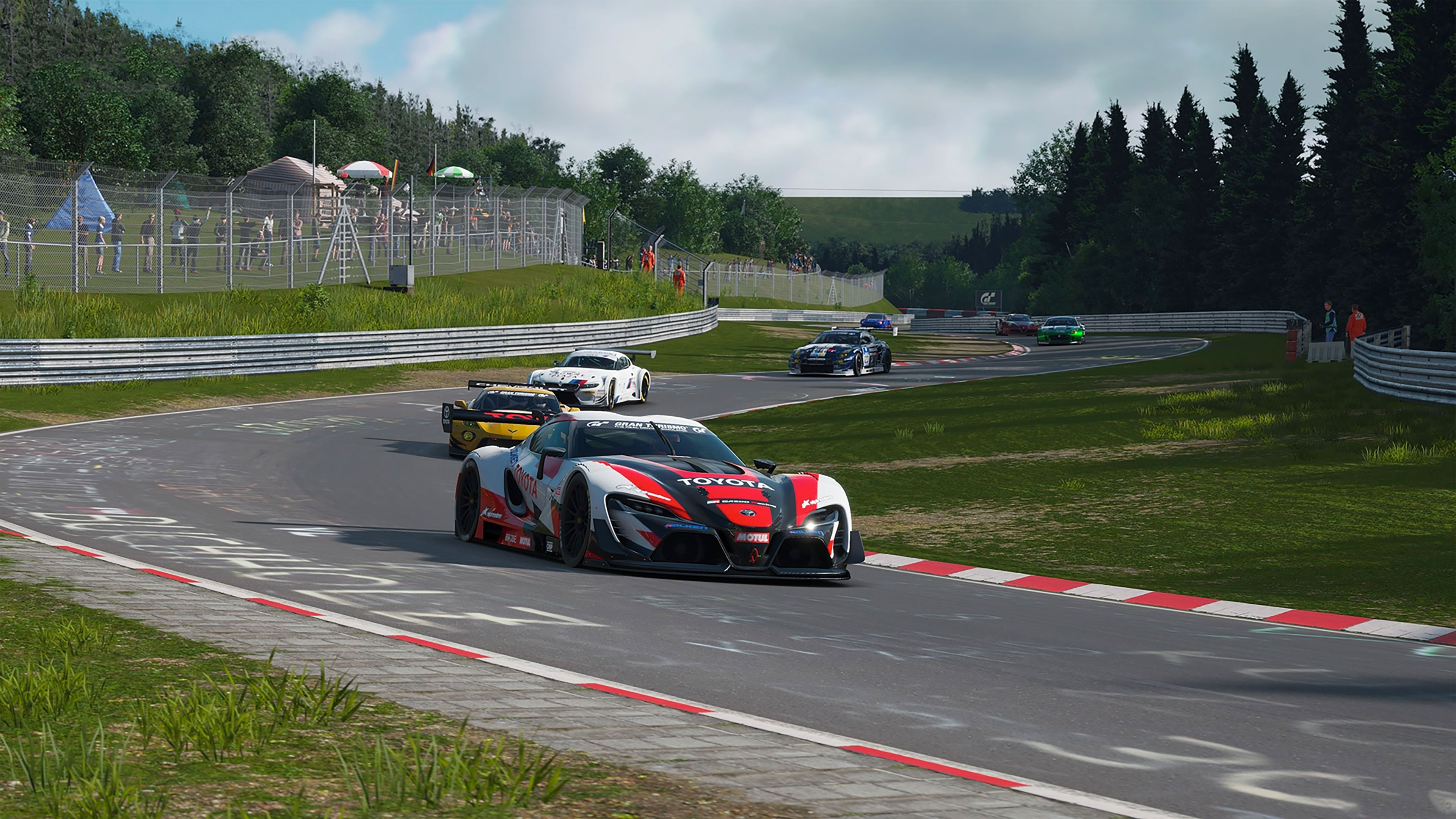 Gran Turismo Sport Wallpapers in Ultra HD 4K   Gameranx 3840x2160
