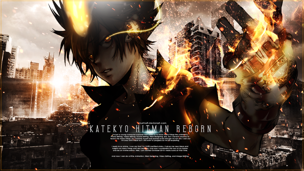 Free Download Katekyo Hitman Reborn Wallpaper By Muztnafi