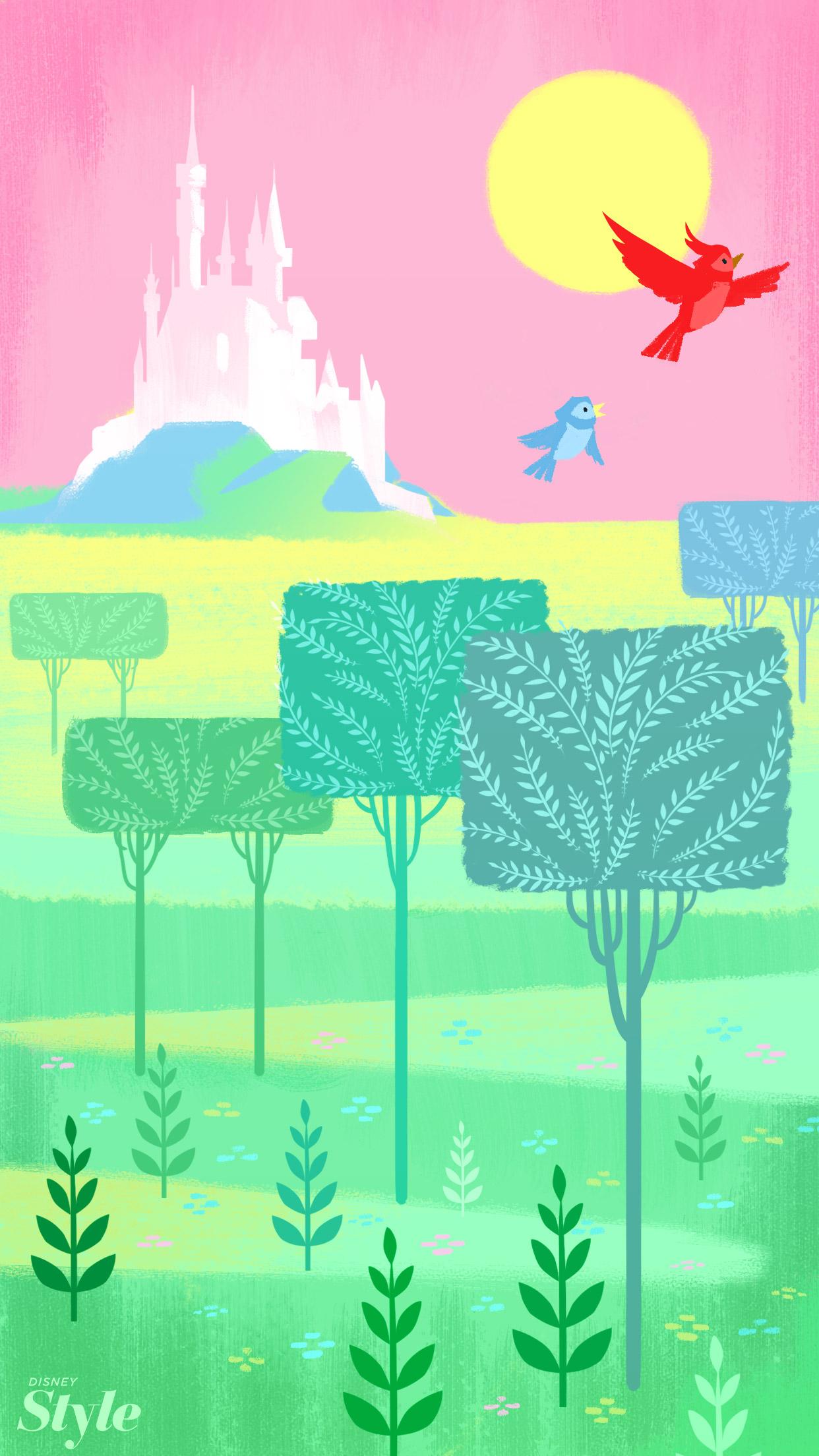 49 Disney Phone Wallpapers On Wallpapersafari