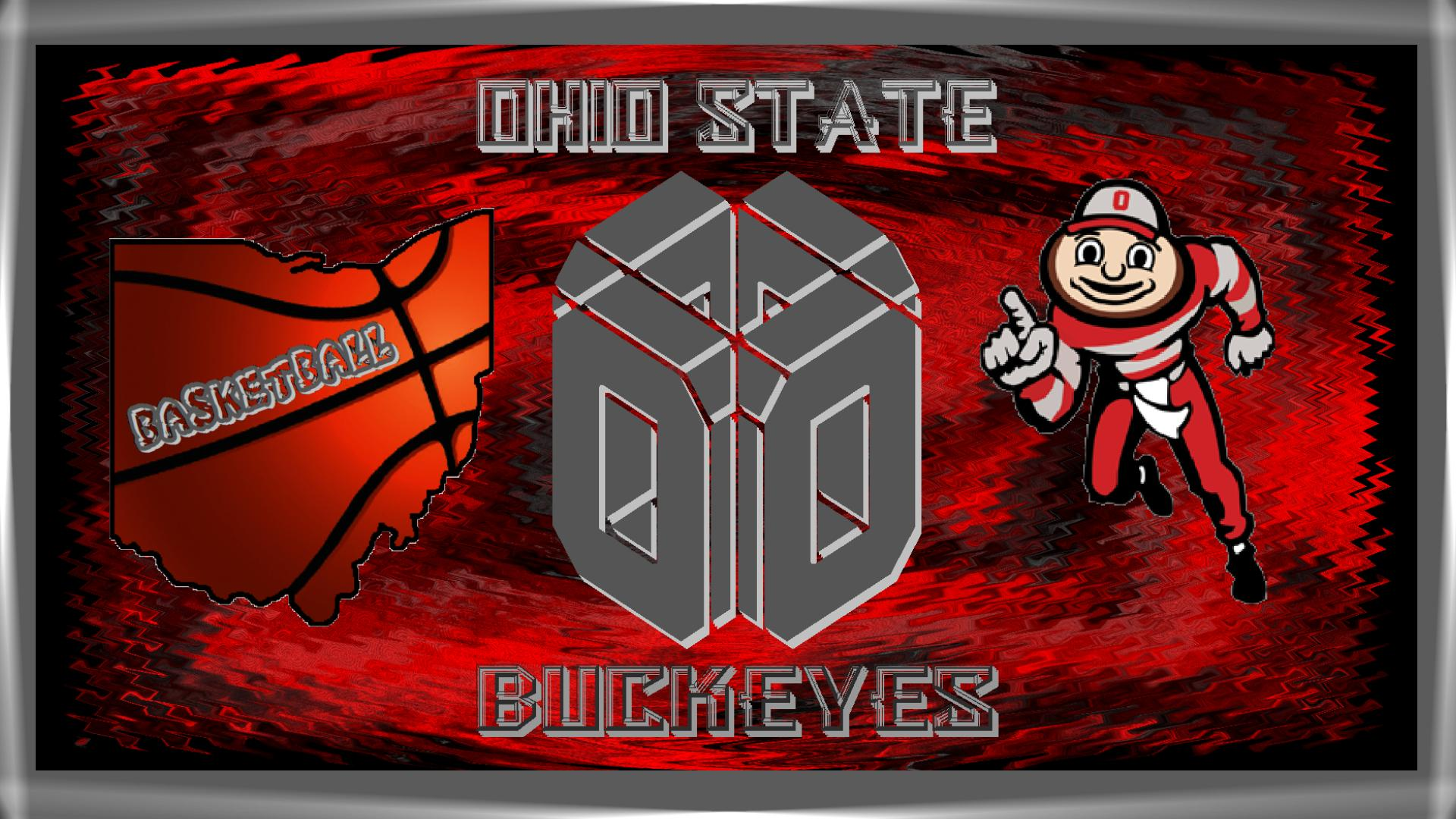 OHIO STATE BUCKEYES BASKETBALL WALLPAPER   Ohio State University 1920x1080