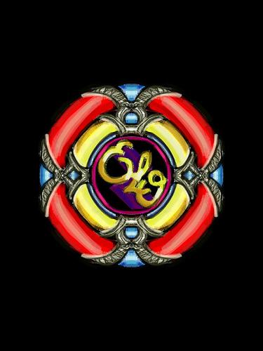 ELO Logo Flickr   Photo Sharing 375x500