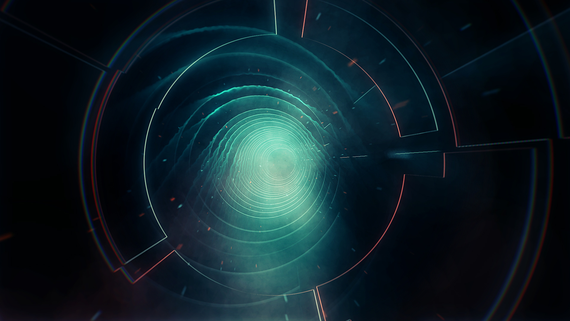 holographic wallpaper HD