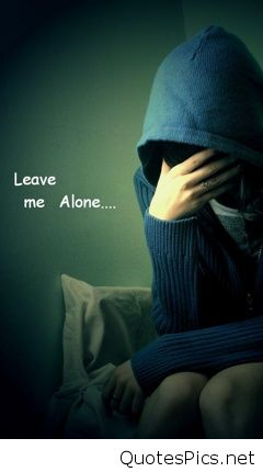 Amazing sad alone girl wallpapers images HD top 240x430