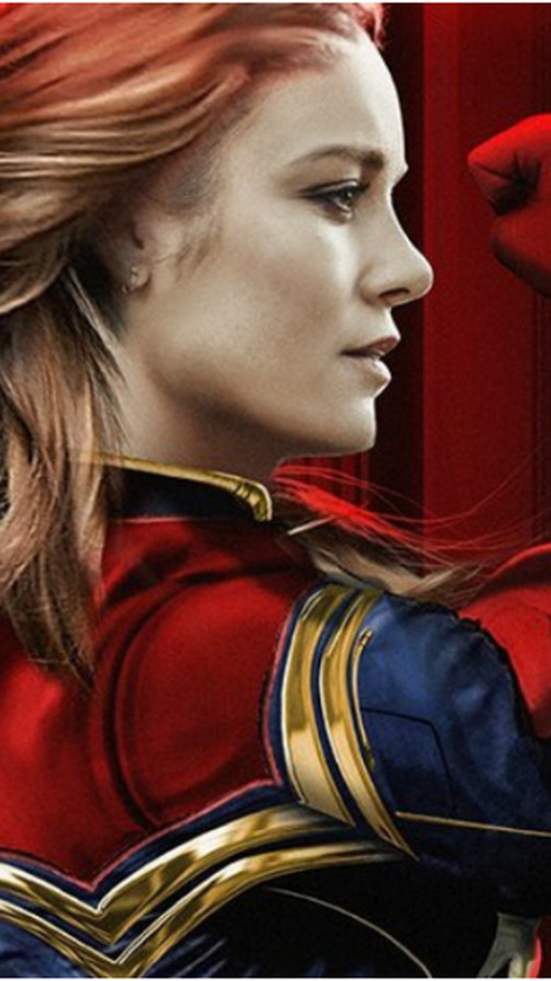 Wallpapers Phone Captain Marvel   2020 Android Wallpapers 1080x1920