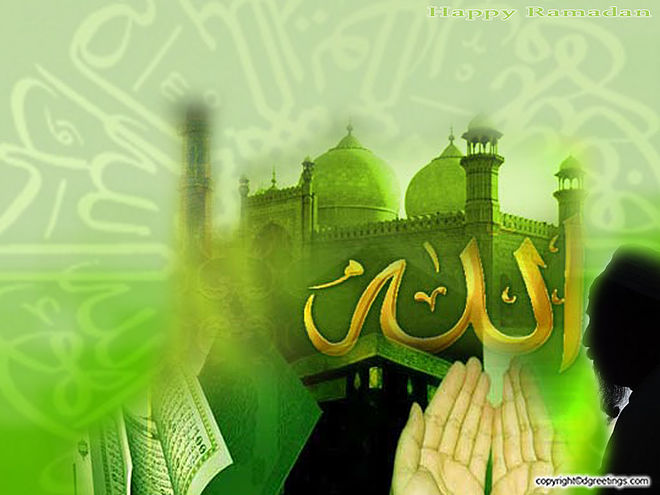 ramadan 3d islamic wallpaper download at 4shared ramadan 3d islamic 660x495