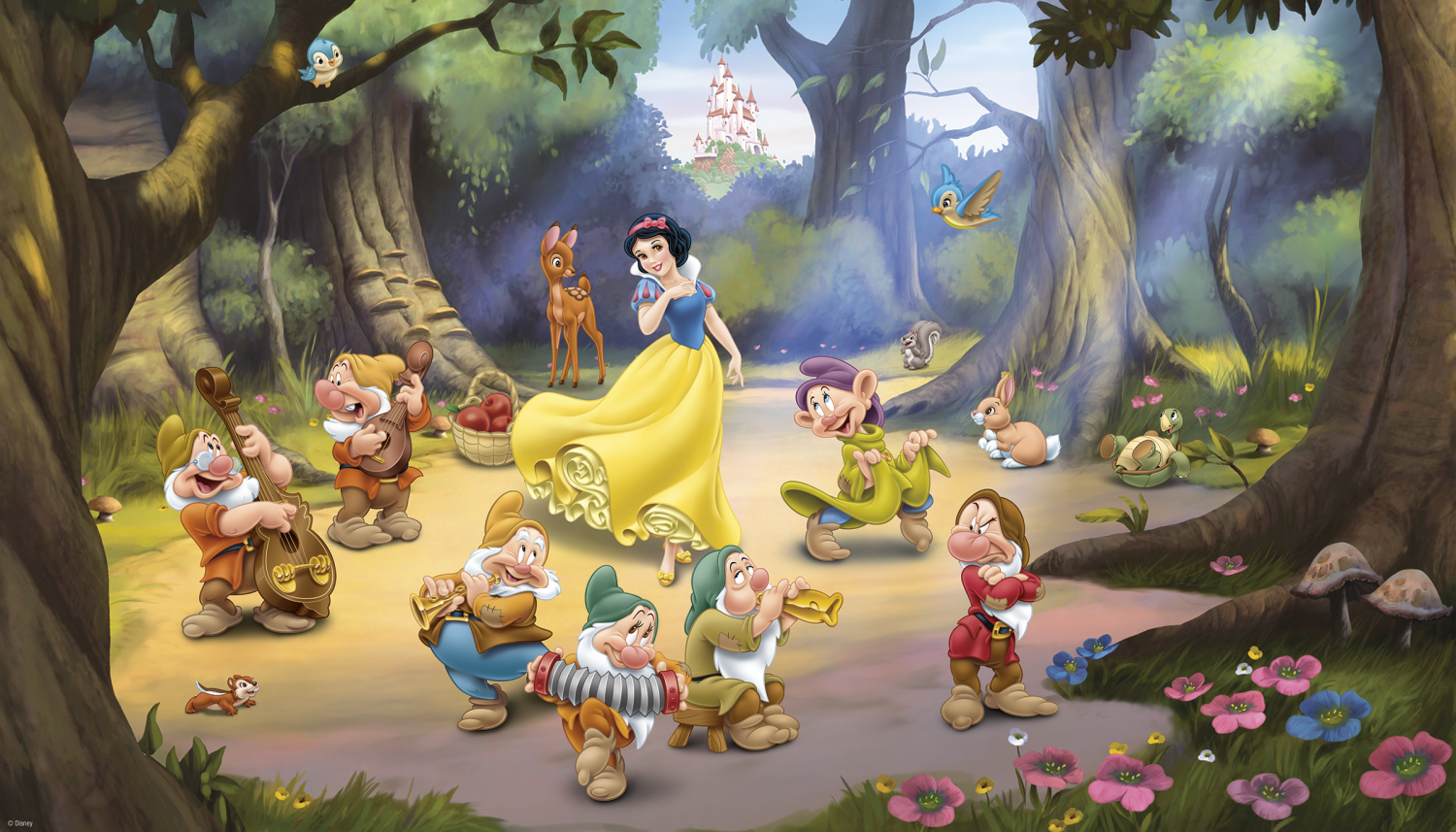 Pic snow white and the seven dwarfts  nude comics