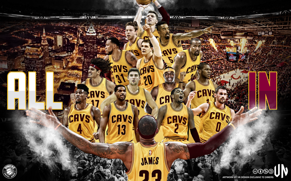 2016 cleveland cavaliers wallpaper wallpapersafari - Cleveland cavaliers wallpaper ...