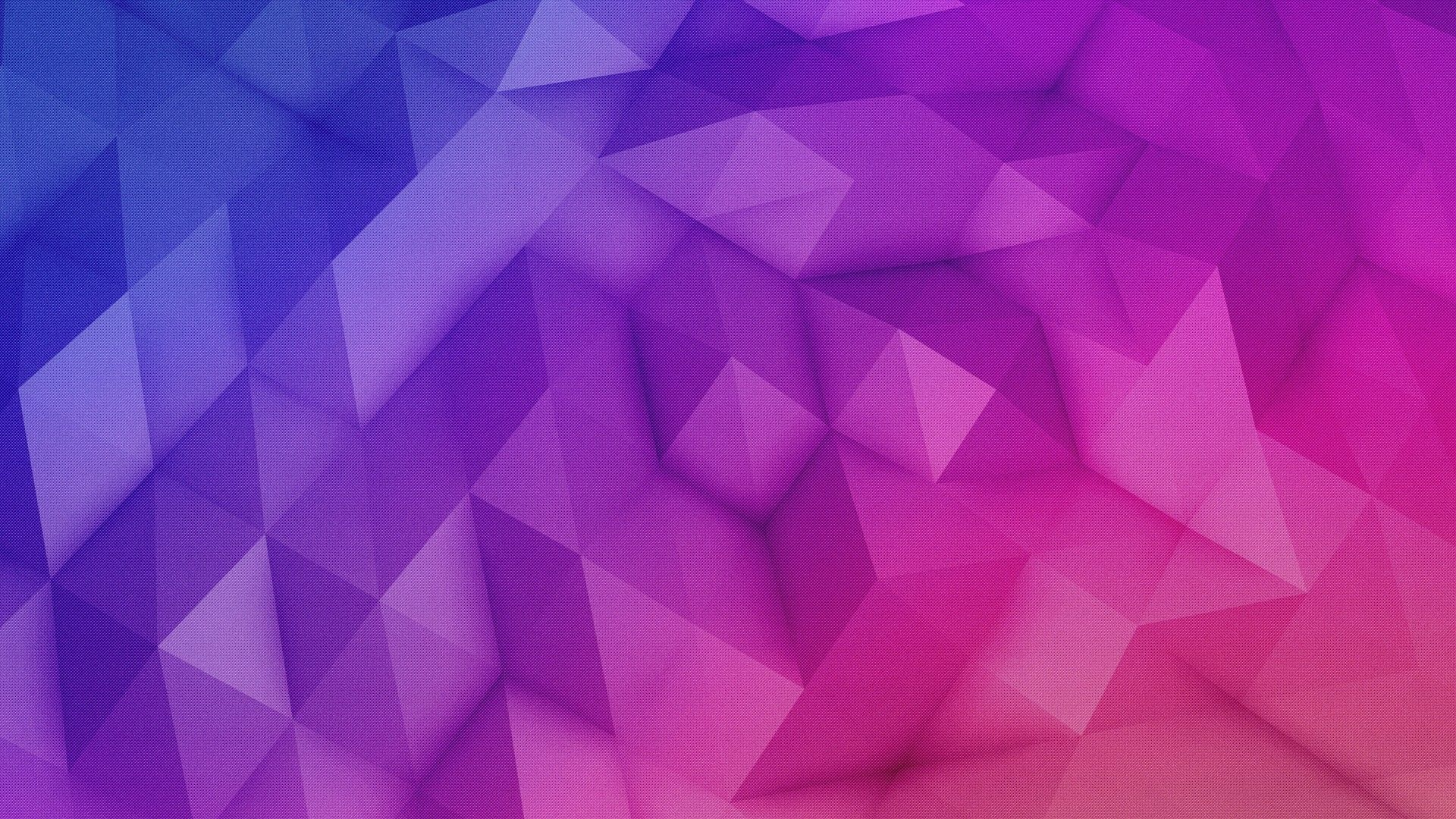 News and Rumors Geometric background Abstract Galaxy wallpaper 1920x1080