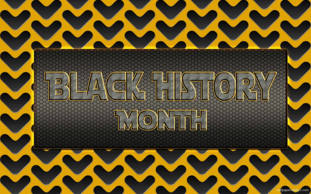Description Download Black History Month wallpapers for 1280x800