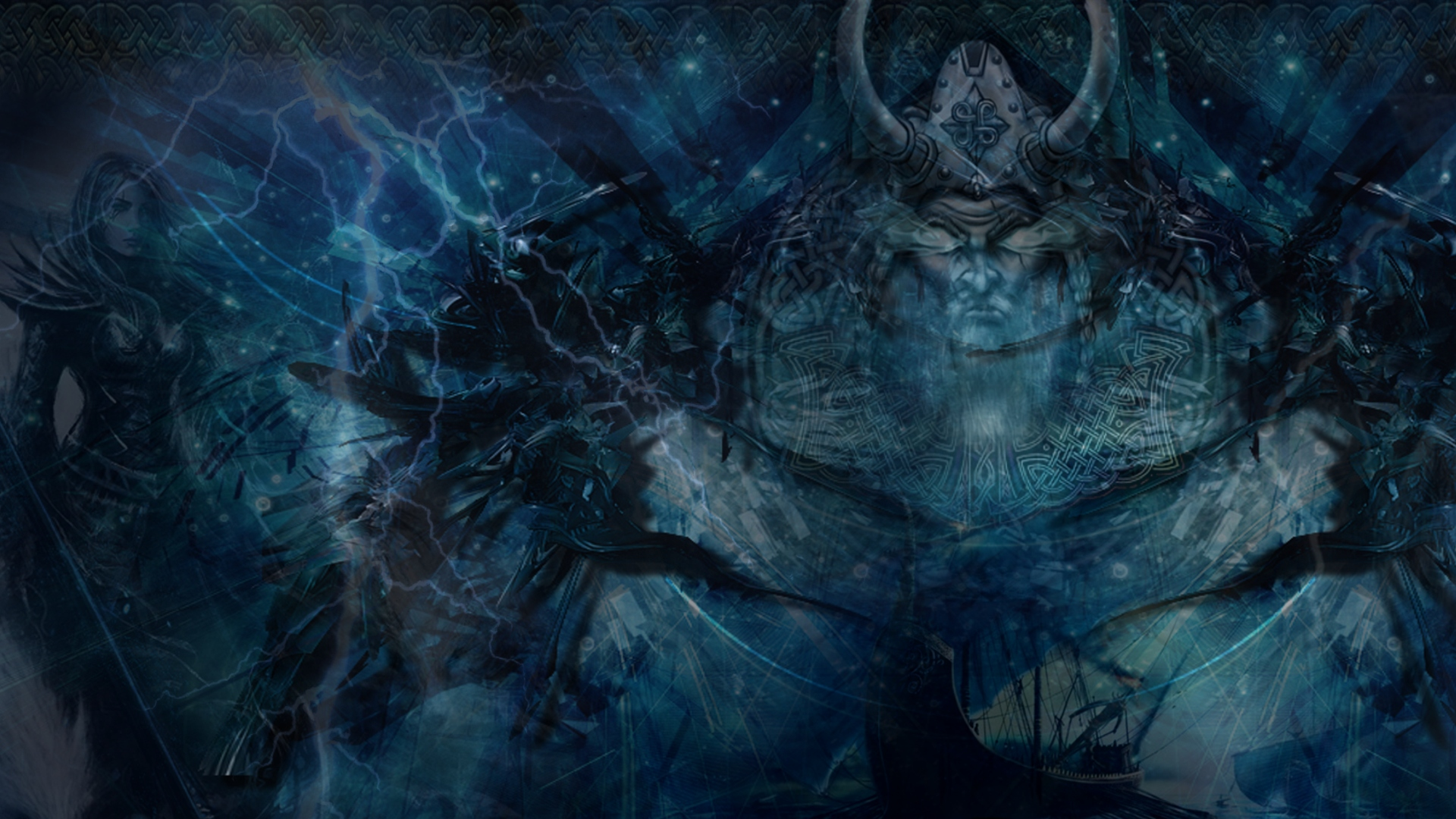 Viking wallpaper 203545 1920x1080