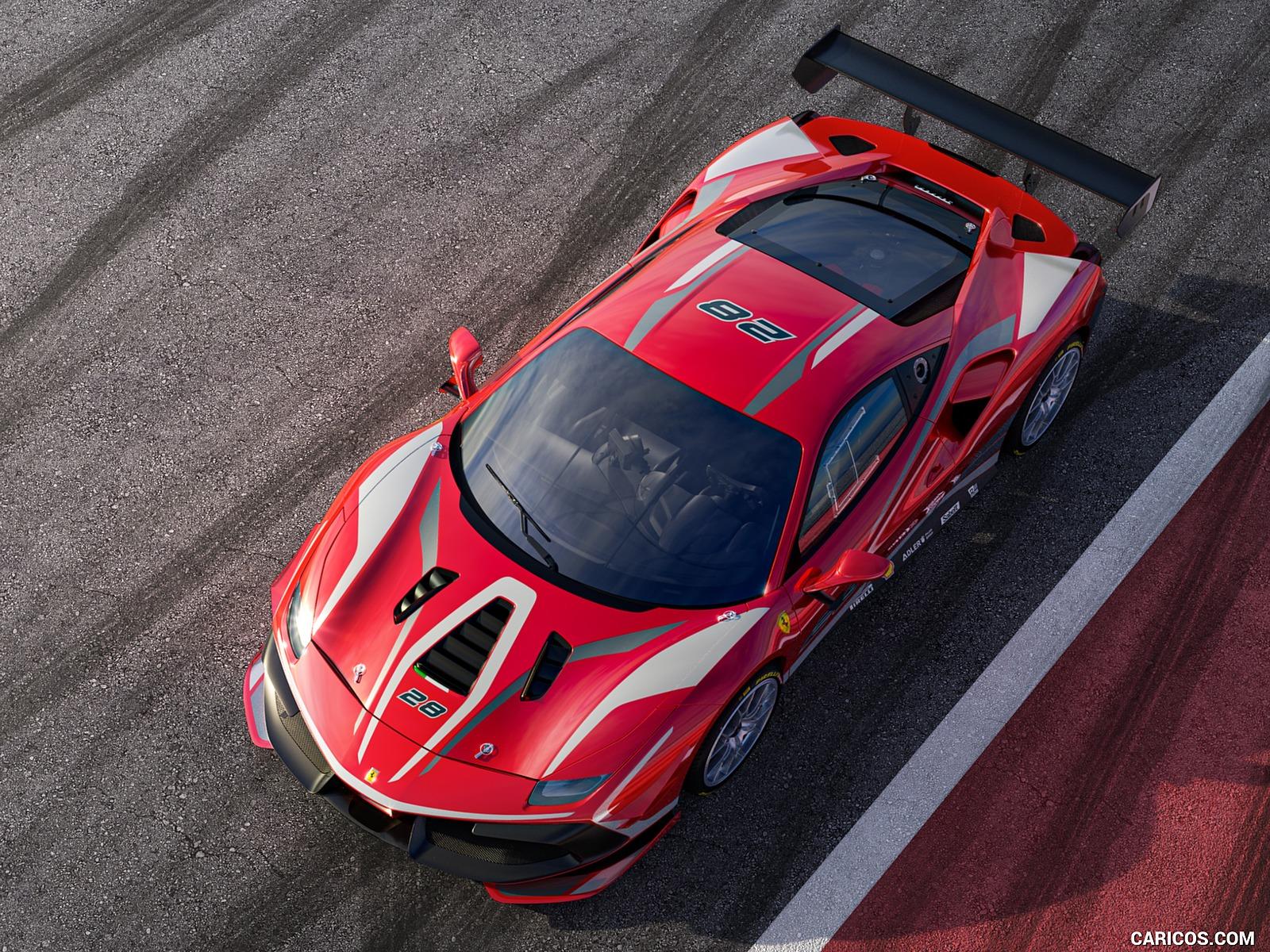 2020 Ferrari 488 Challenge Evo   Top HD Wallpaper 3 1600x1200