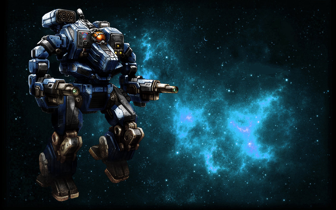 MWO Hellbringer Loki Wallpaper by Odanan 1131x707
